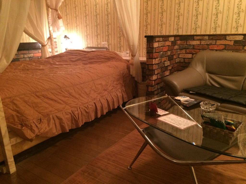 208号室  -シックなお姫様room-