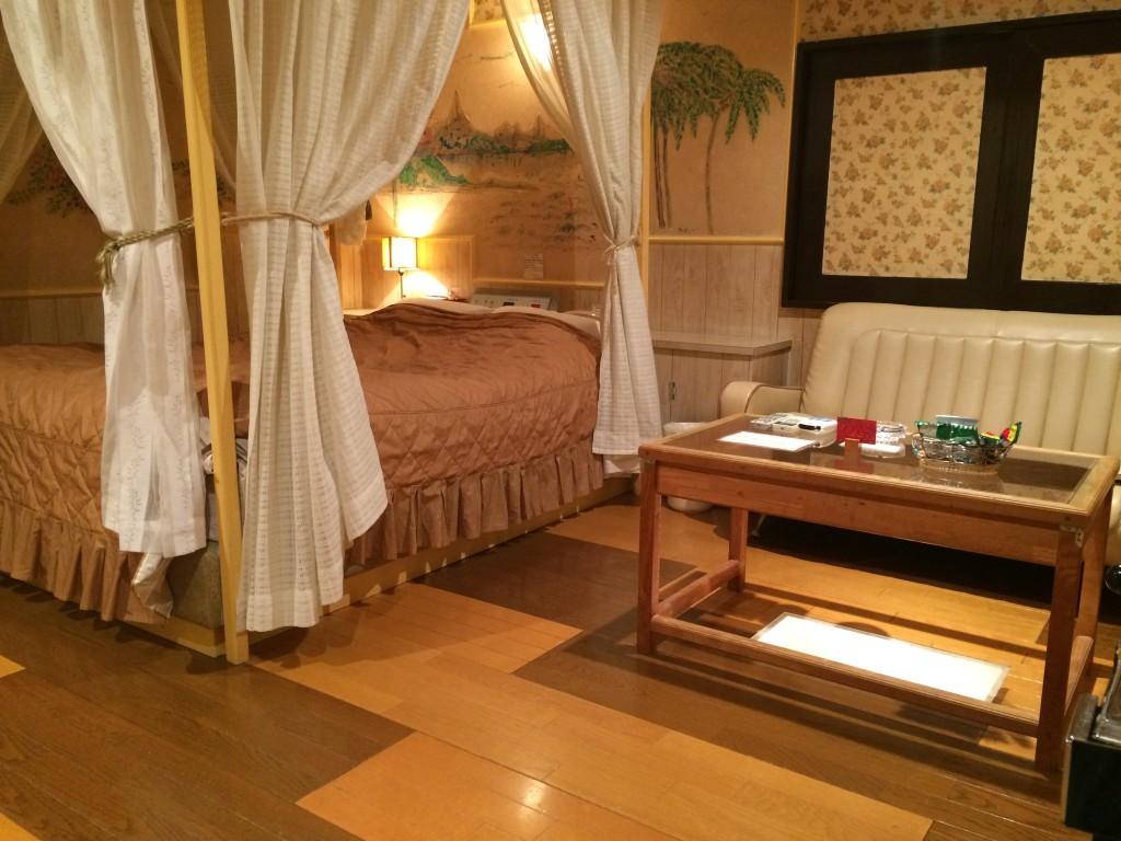 209号室  -エスニックなお姫様room-